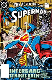 Adventures of Superman (1986-2006) #457
