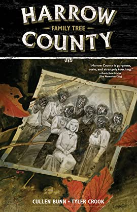 Harrow County Vol. 4: Family Tree