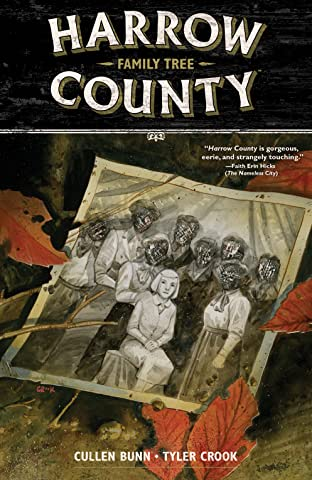 Harrow County Tome 4: Family Tree
