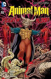 Animal Man (2011-2014) #23