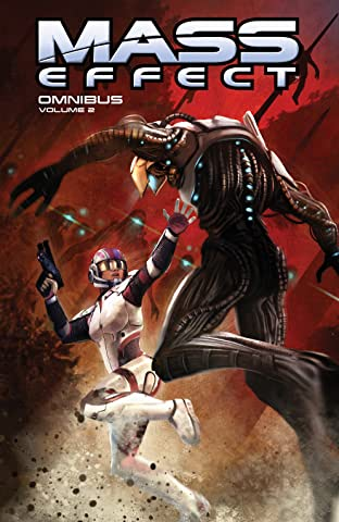 Mass Effect Omnibus Tome 2