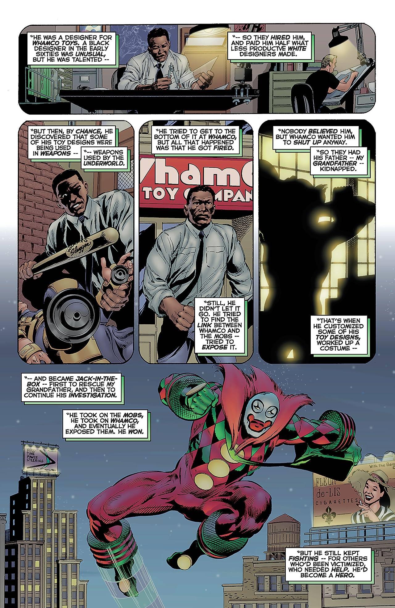 Astro City (1996-2000) #12
