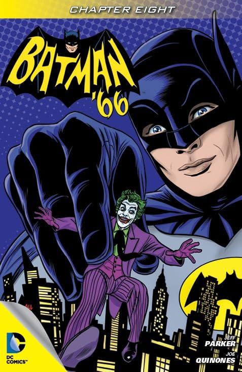 Batman '66 #8