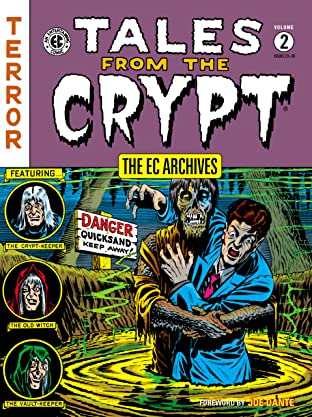 The EC Archives: Tales from the Crypt Vol. 2