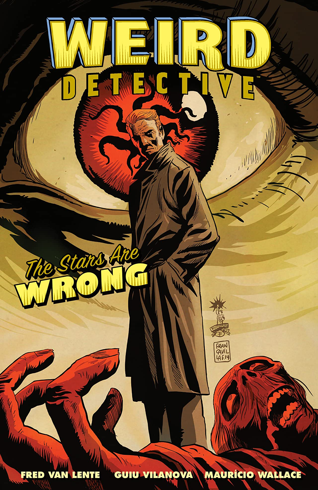 Weird Detective: The Stars Are Wrong