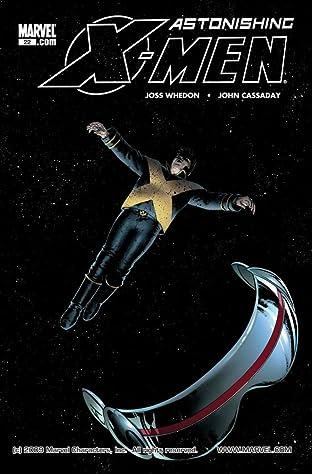 Astonishing X-Men (2004-2013) #22