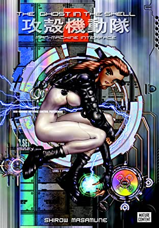 The Ghost in the Shell Tome 2
