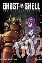 Ghost in the Shell: Stand Alone Complex Tome 2