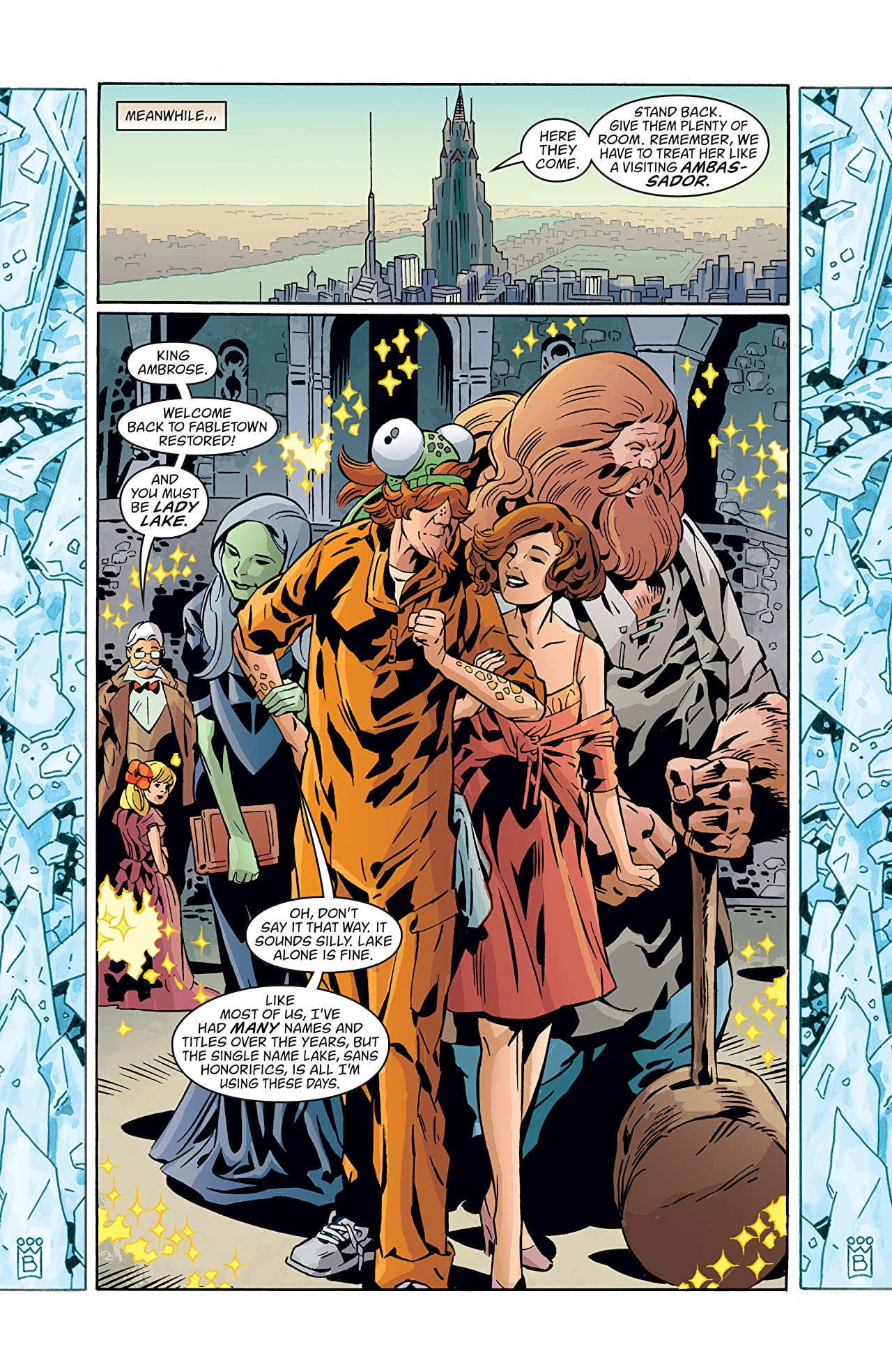Fables #132