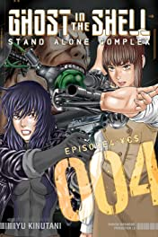 Ghost in the Shell: Stand Alone Complex Tome 4