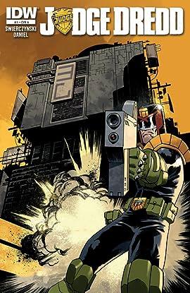 Judge Dredd No.10