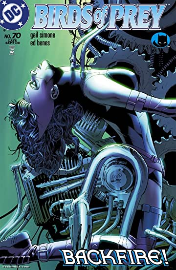 Birds of Prey (1999-2009) #70