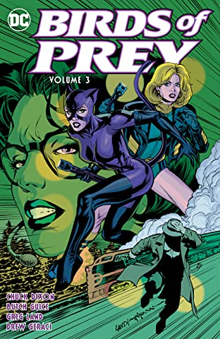 Birds of Prey (2011-2014) Vol. 3