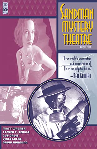 Sandman Mystery Theatre: Book Two