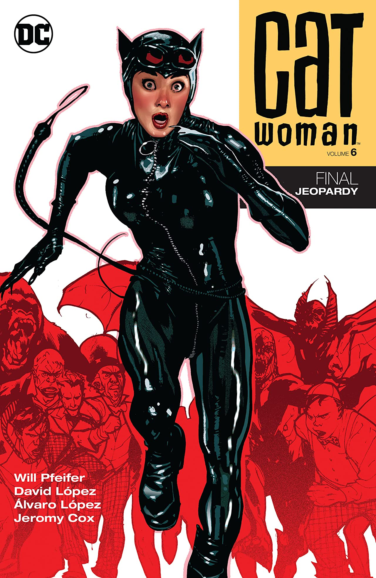 Catwoman (2002-2008) Vol. 6: Final Jeopardy