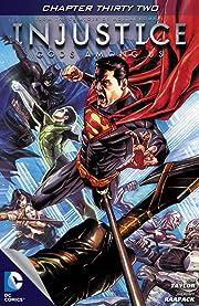 Injustice: Gods Among Us (2013) #32