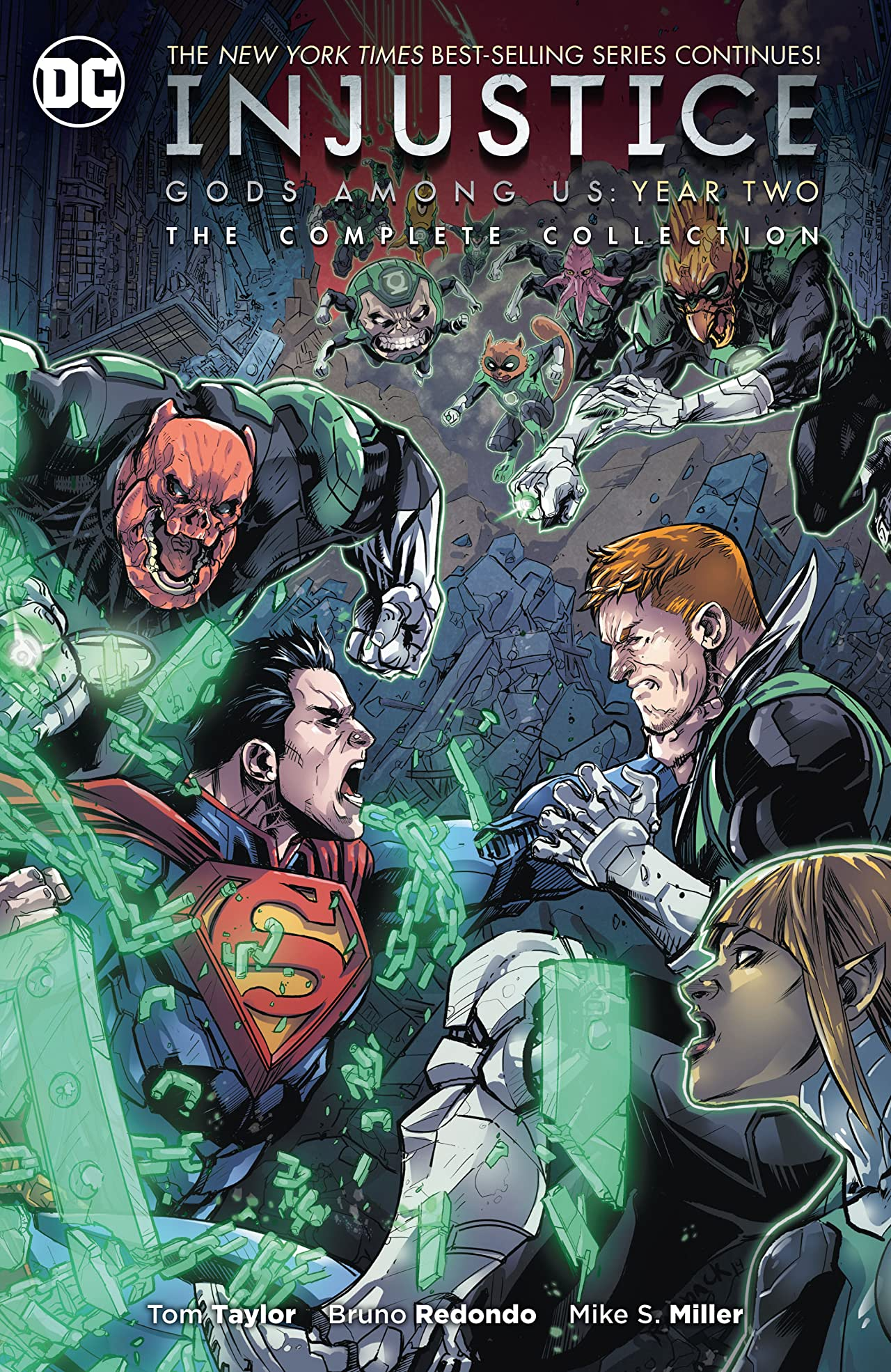 Injustice: Gods Among Us: Year Two - The Complete Collection - Comics by  comiXology