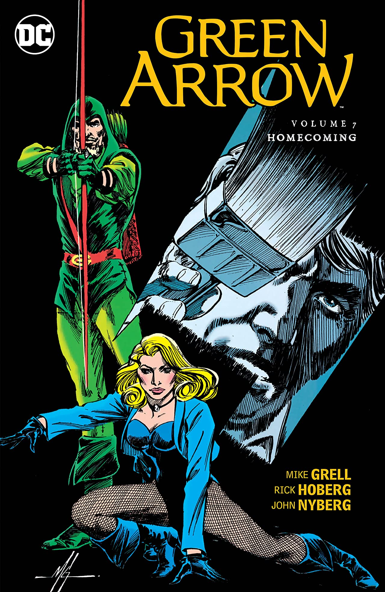 Green Arrow (1988-1998) Vol. 7: Homecoming