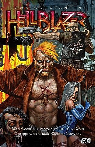 John Constantine: Hellblazer Tome 15: Highwater
