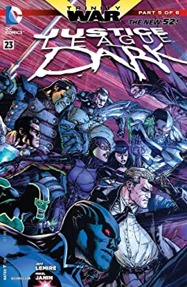Justice League Dark (2011-2015) #23