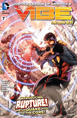 Justice League of America's Vibe (2013) #7