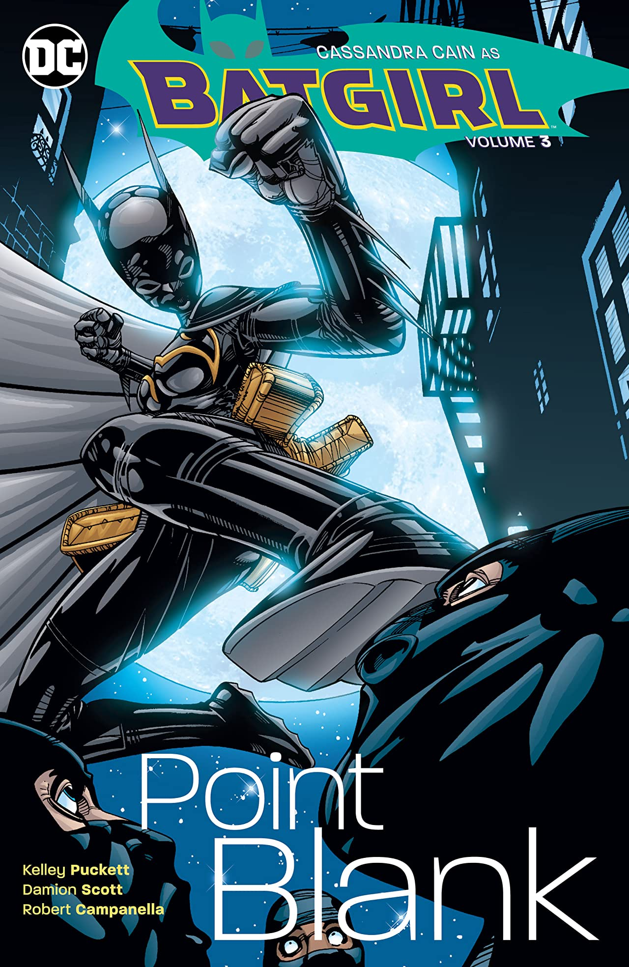 Batgirl (2000-2006) Vol. 3: Point Blank