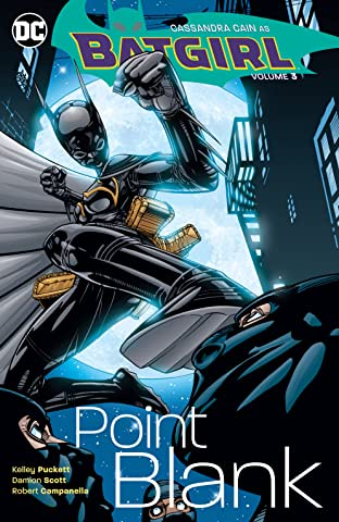 Batgirl (2000-2006) Tome 3: Point Blank