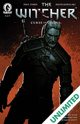 The Witcher: Curse of Crows #4