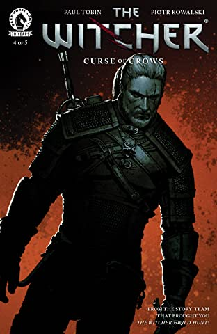 The Witcher: Curse of Crows No.4