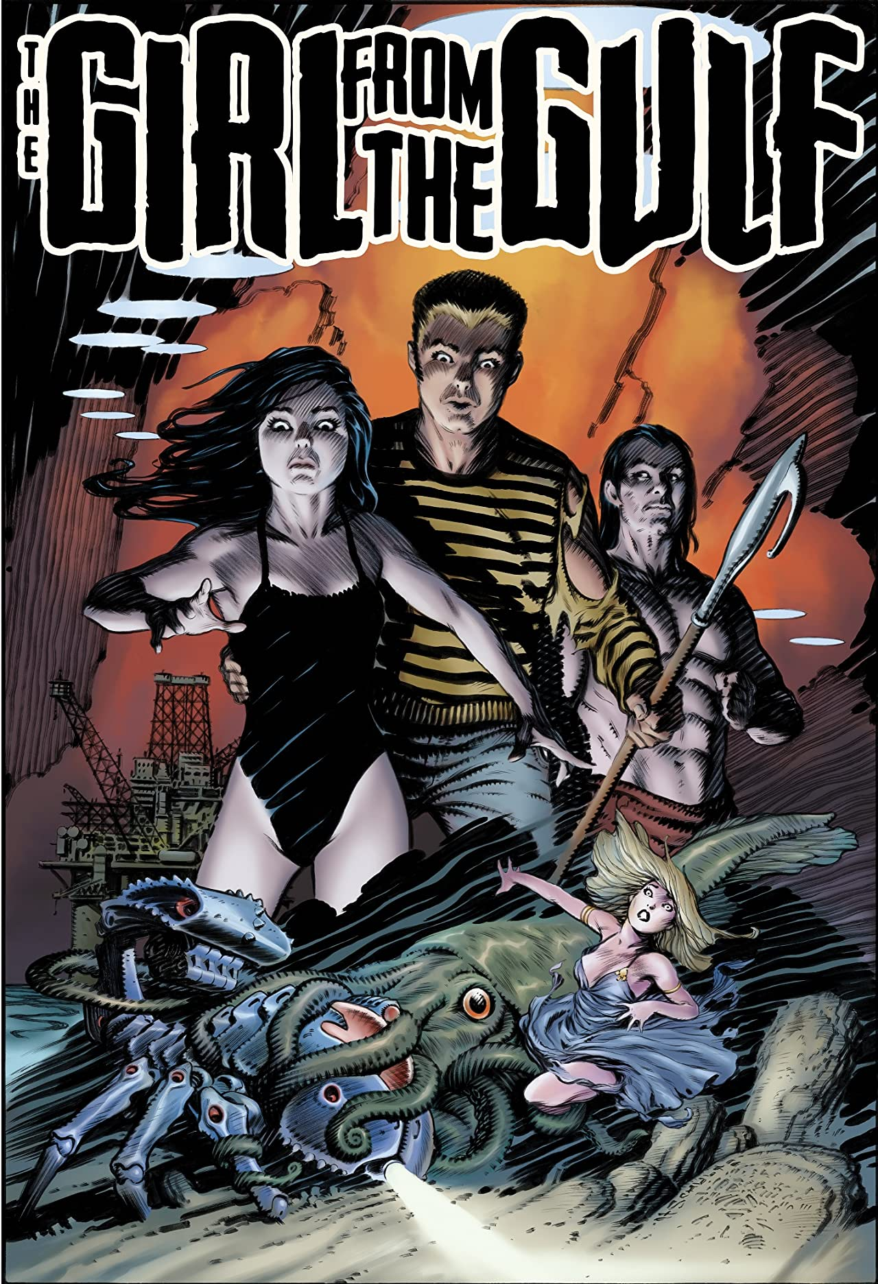 The Girl from the Gulf #1