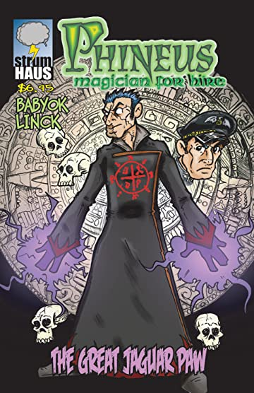 Phineus: Magician for Hire Vol. 9: The Great Jaguar Paw