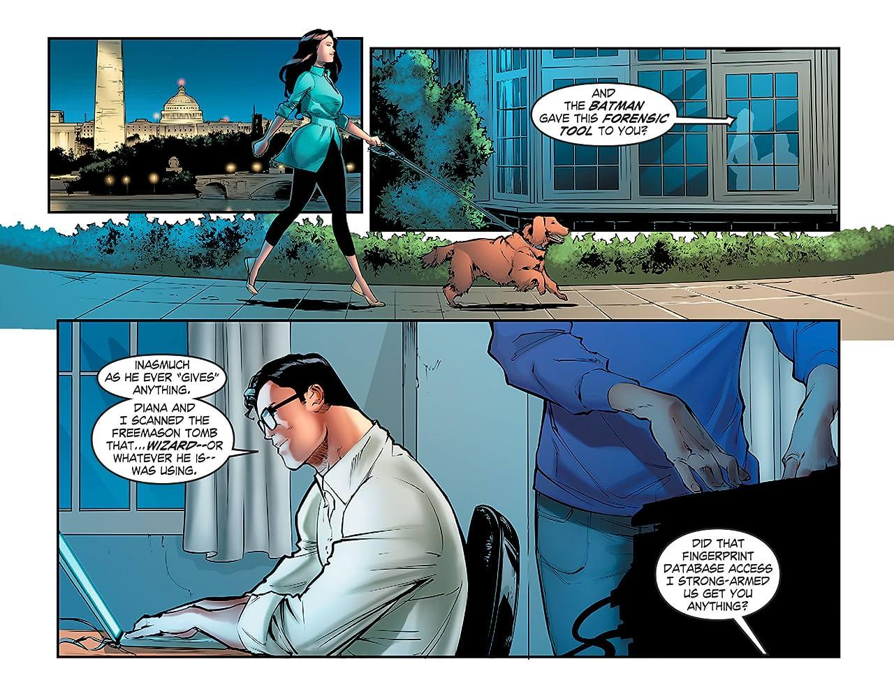 Smallville: Season 11 #61