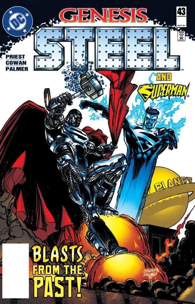 Steel (1994-1998) #43