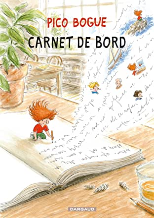 Pico Bogue Vol. 9: Carnet de bord