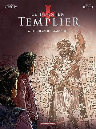 Le Dernier Templier - Saison 2 Vol. 6: Le Chevalier manchot