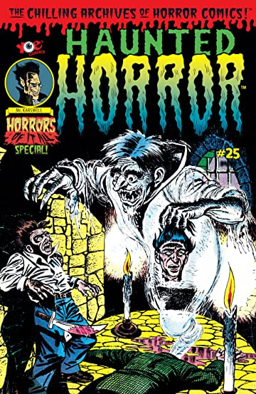 Haunted Horror #25