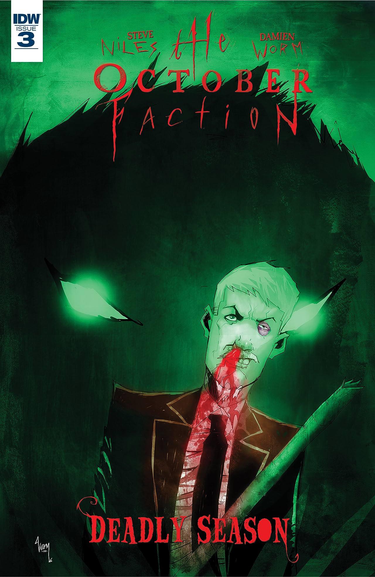 The October Faction: Deadly Season #3