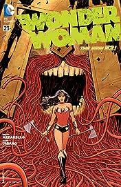 Wonder Woman (2011-) #23