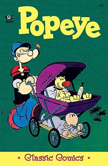 Popeye Classics #53
