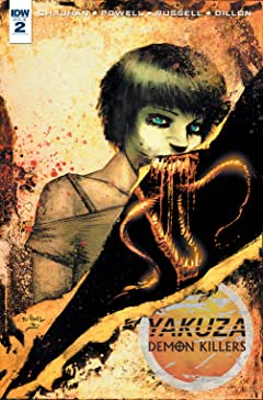 Yakuza Demon Killers #2