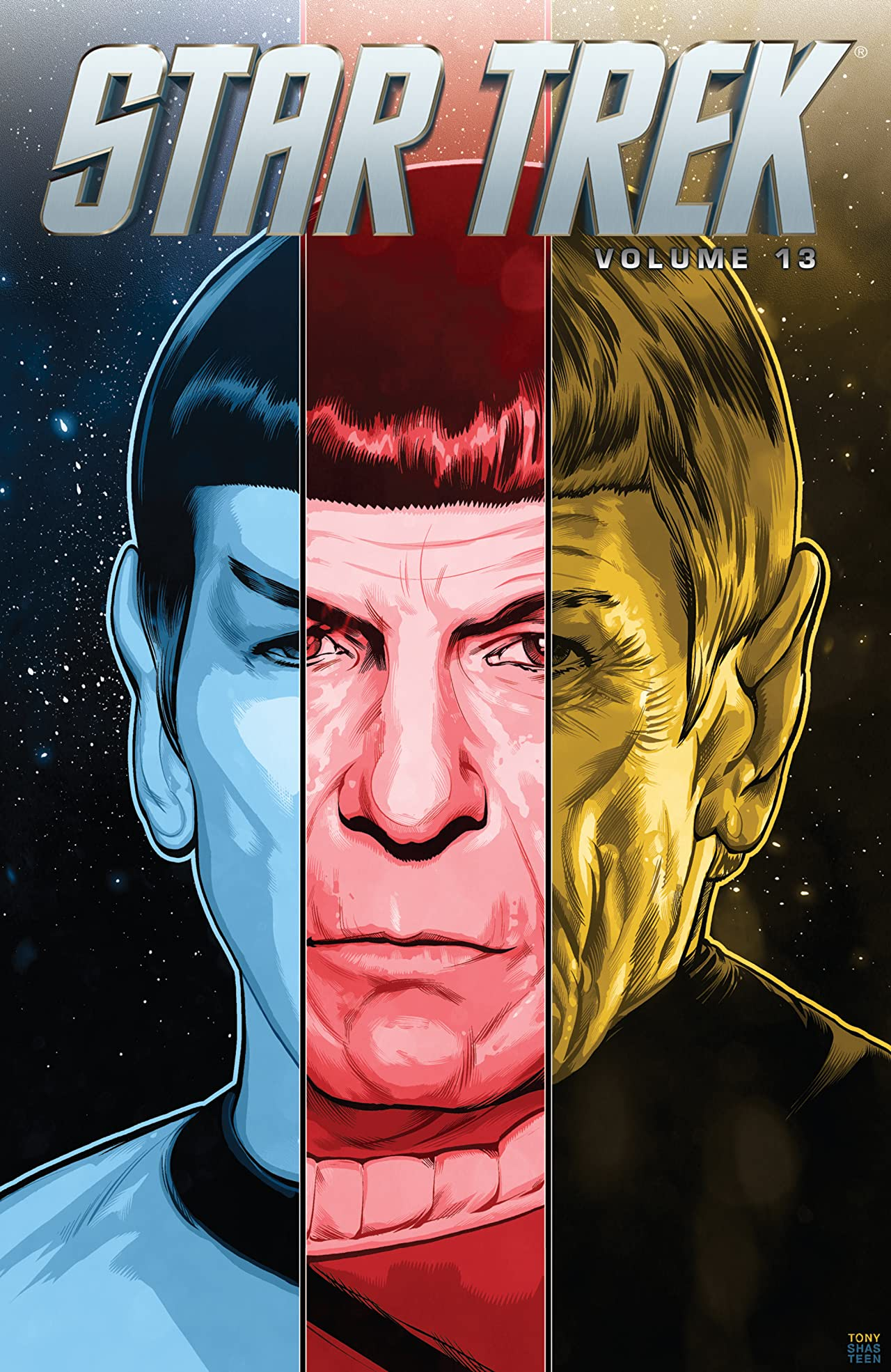 Star Trek (2011-2016) Vol. 13
