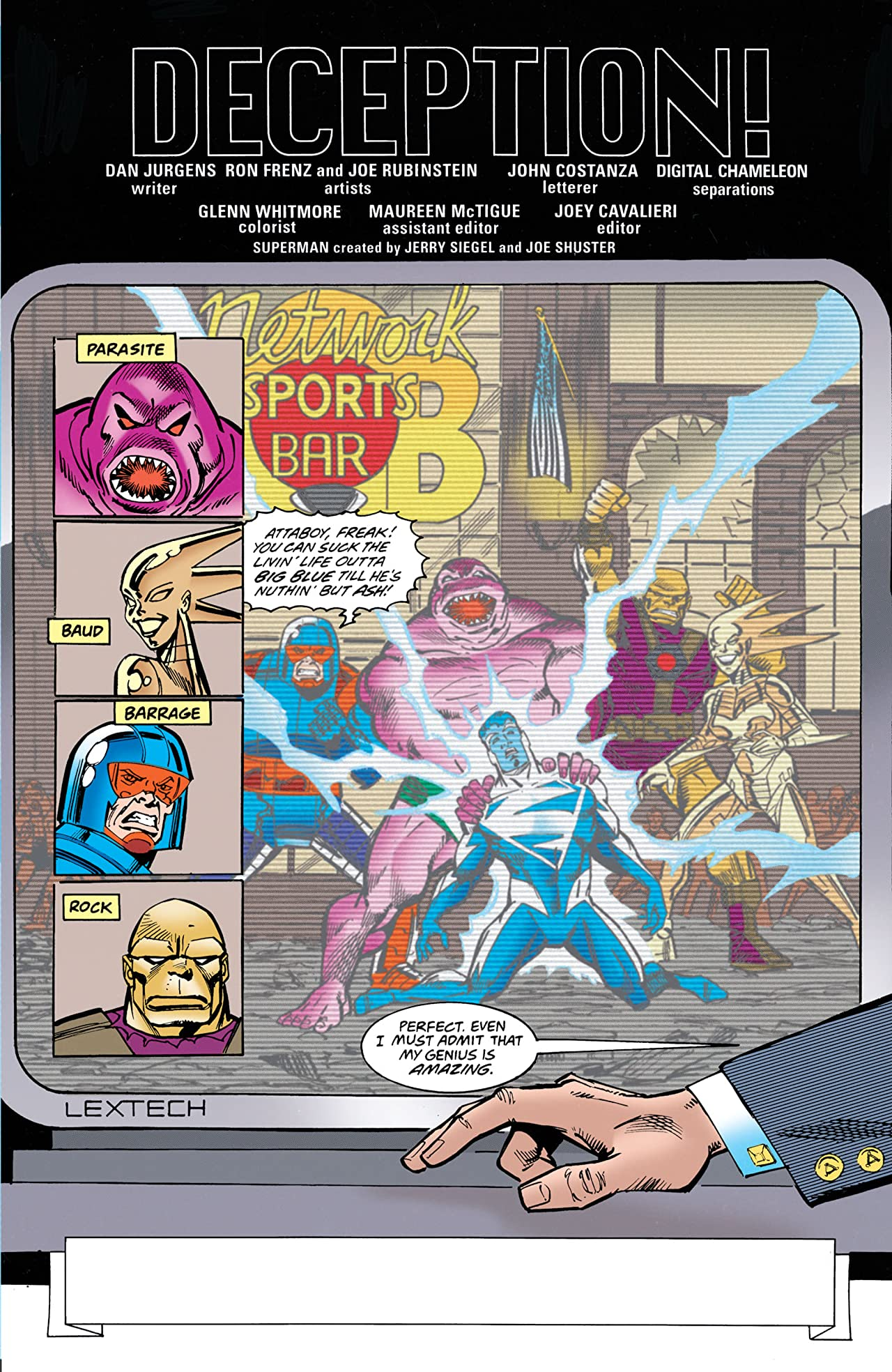 Superman (1987-2006) #127