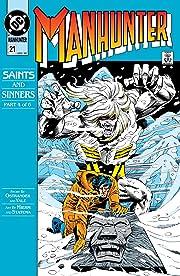 Manhunter (1988-1990) #21