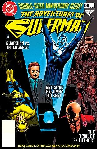 Adventures of Superman (1986-2006) No.550
