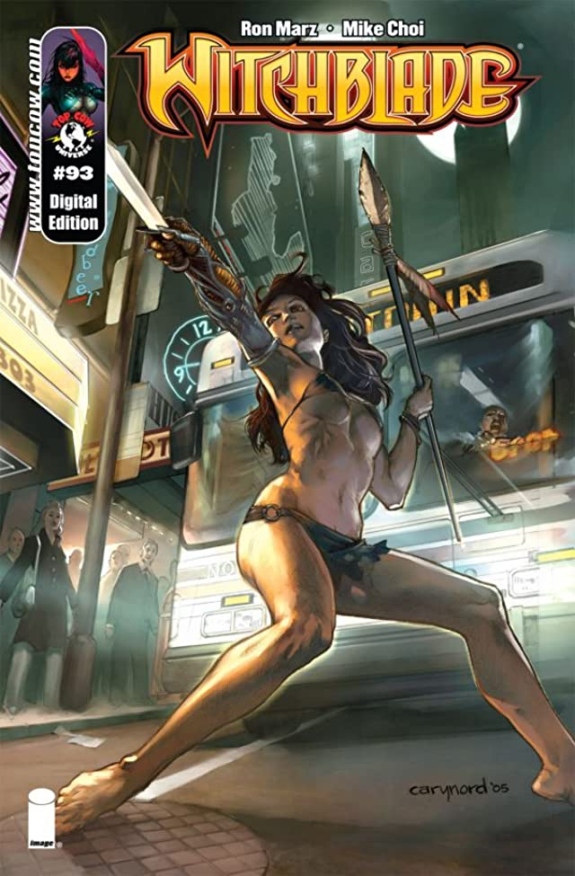 Witchblade #93