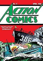 Action Comics (1938-2011) #11