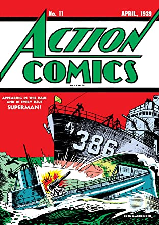 Action Comics (1938-2011) No.11