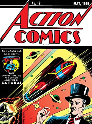 Action Comics (1938-2011) No.12