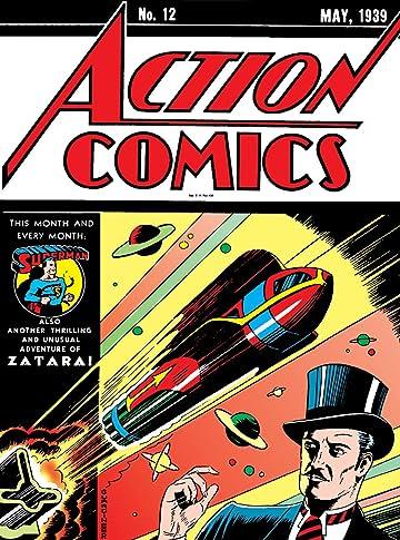 Action Comics (1938-2011) #12