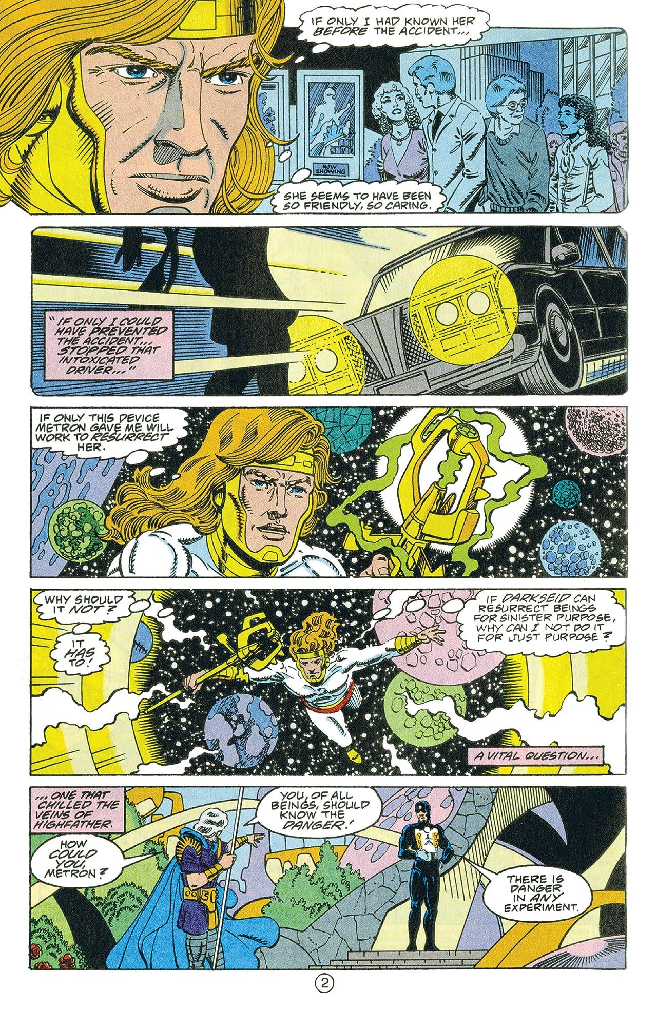 New Gods (1989-1991) #28